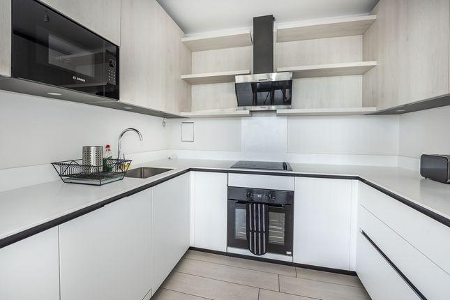 Kitchen of West Gate, London W5