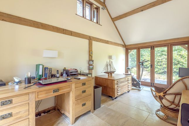 Study of Off Forest Road, East Horsley KT24