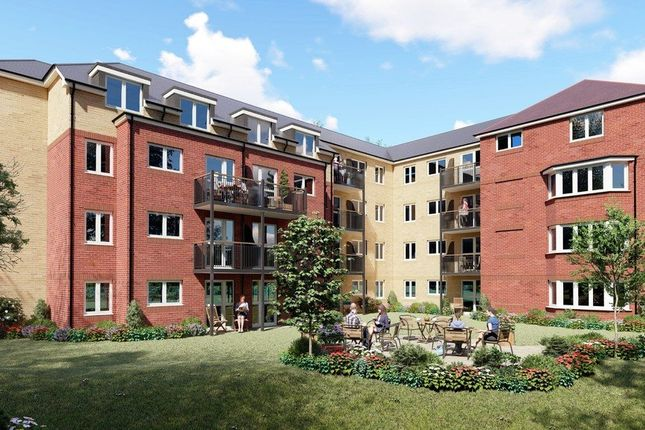 Thumbnail Property for sale in Beck Lodge, Botley Road, Park Gate