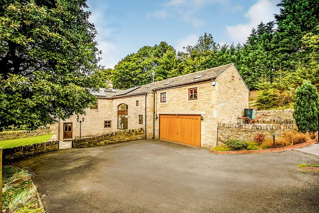 Thumbnail Detached house for sale in Spa Bottom, Fenay Bridge, Huddersfield, West Yorkshire