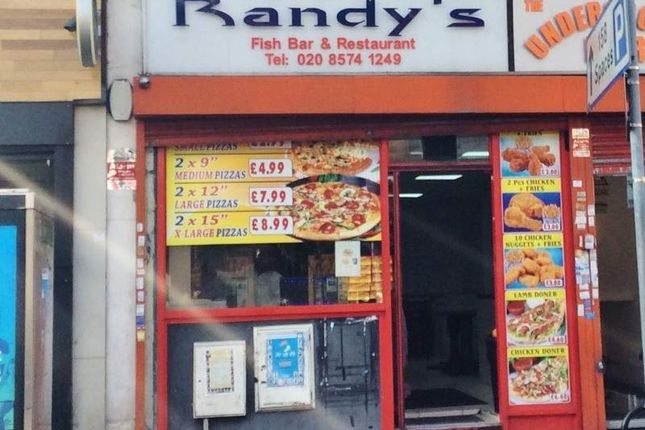 Thumbnail Restaurant/cafe for sale in 34B King Street, Southall