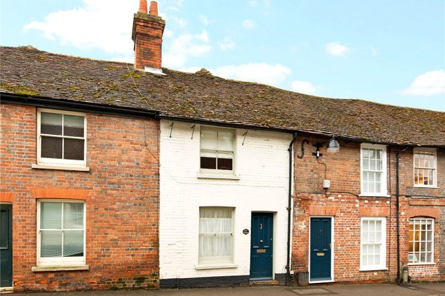 Thumbnail Terraced house for sale in George Street, Kingsclere, Newbury, Hampshire