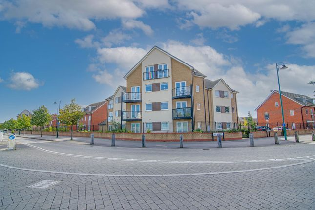 2 bed flat for sale in Eagle Way, Hampton Centre PE7