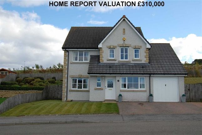 Thumbnail Detached house for sale in Boswell Crescent, Inverness