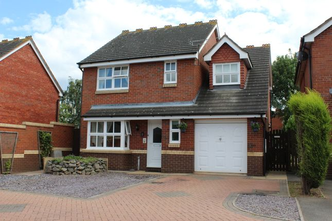 Thumbnail Detached house for sale in Mayfield, Wilnecote, Tamworth