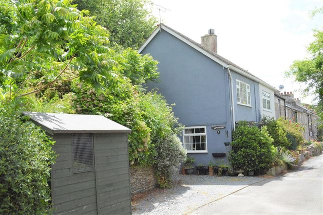 Thumbnail Terraced house for sale in Pentewan, St Austell, Cornwall