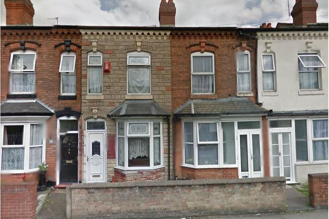 Thumbnail Terraced house to rent in Mansel Road, Birmingham