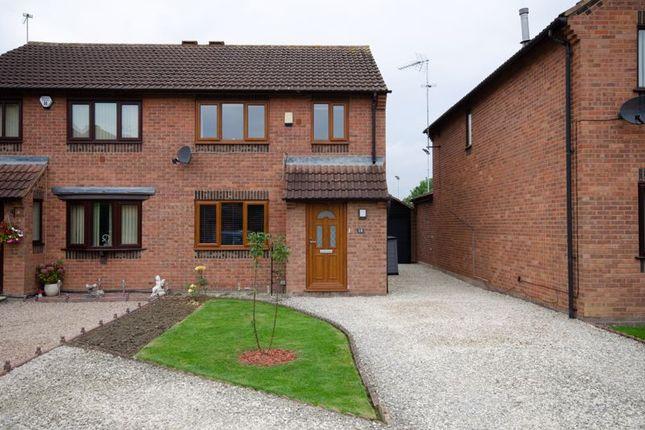 3 bed semi-detached house for sale in Pasture Court, Sherburn In Elmet, Leeds LS25