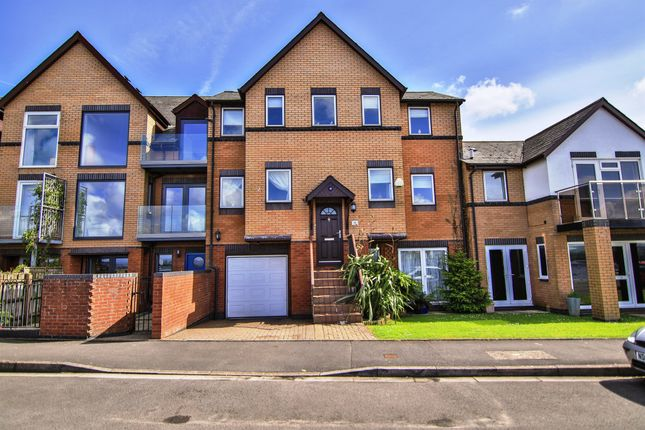 Thumbnail Town house for sale in Plas Taliesin, Penarth Marina, Penarth