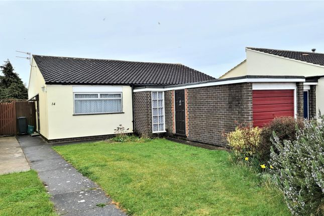 Thumbnail Bungalow for sale in Church Road, West Huntspill, Highbridge