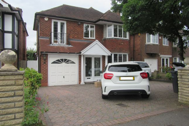 Thumbnail Detached house to rent in Corbridge Road, Sutton Coldfield