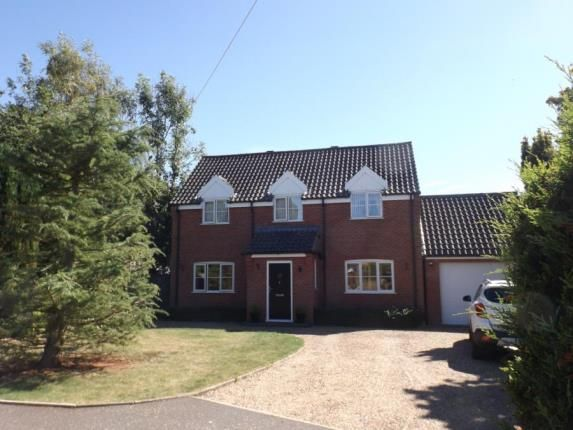 Thumbnail Detached house for sale in Barford, Norwich, Norfolk