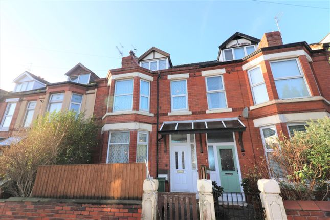 Thumbnail Terraced house for sale in Oxton Road, Wallasey
