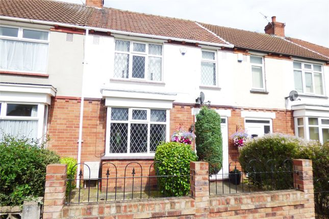 Thumbnail Terraced house for sale in Goldsborough Road, Town Moor, Doncaster
