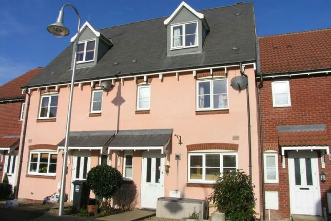 Thumbnail Terraced house to rent in Meadow Place, St. Georges, Weston-Super-Mare