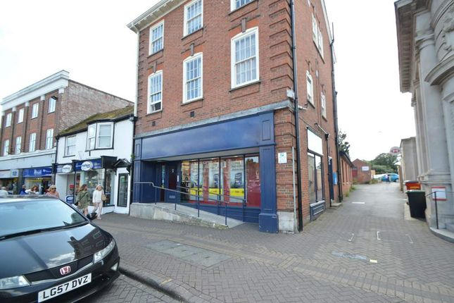 Thumbnail Retail premises to let in 17 High Street, Christchurch
