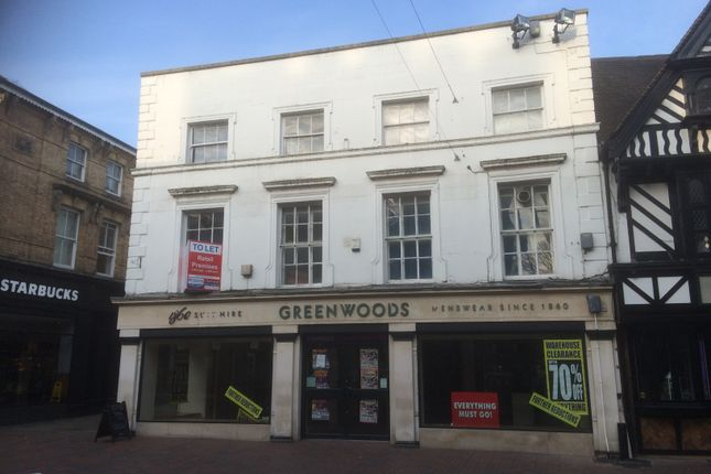 Thumbnail Retail premises to let in Greengate Street/18 Martin Street, Stafford