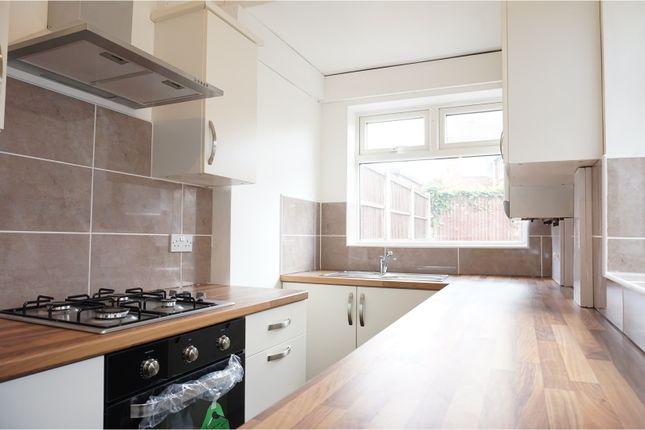 Thumbnail Terraced house to rent in Graham Street, Ilkeston