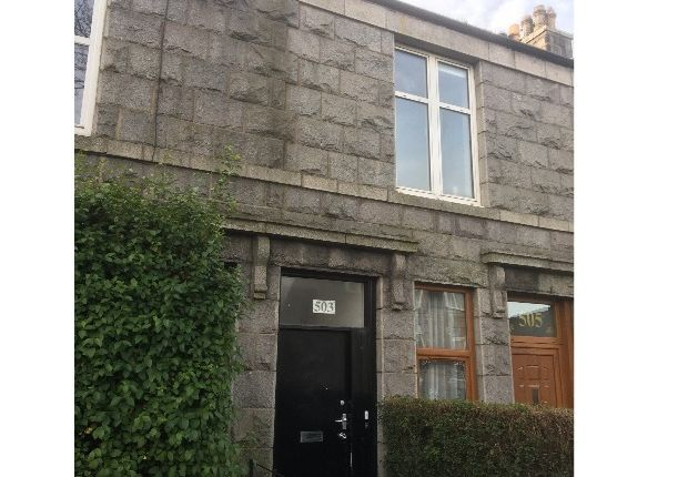 Thumbnail Flat to rent in King Street, Old Aberdeen, Aberdeen, 3BT