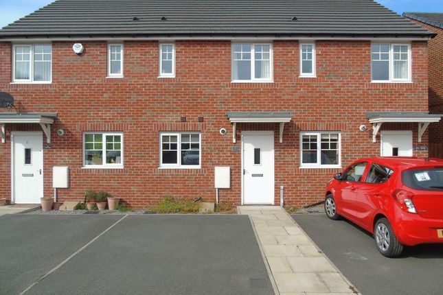 Thumbnail Terraced house for sale in Hadrian Drive, Blaydon-On-Tyne