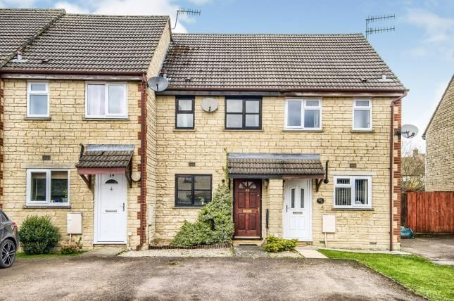 Thumbnail Terraced house for sale in Kings Meadow, Bourton-On-The-Water, Cheltenham