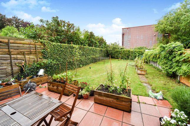 Rear Garden of Home Farm Close, Reading RG2