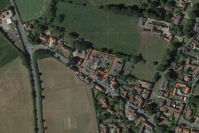 Land for sale in Central Garage, Boroughbridge Road, Green Hammerton, York