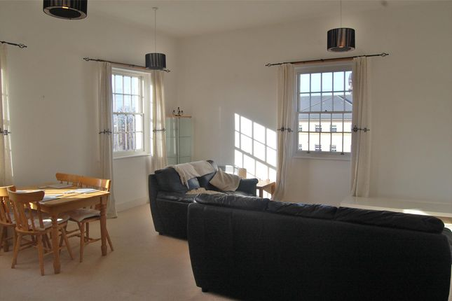 Thumbnail Flat to rent in The Crescent, Horton Road, Gloucester