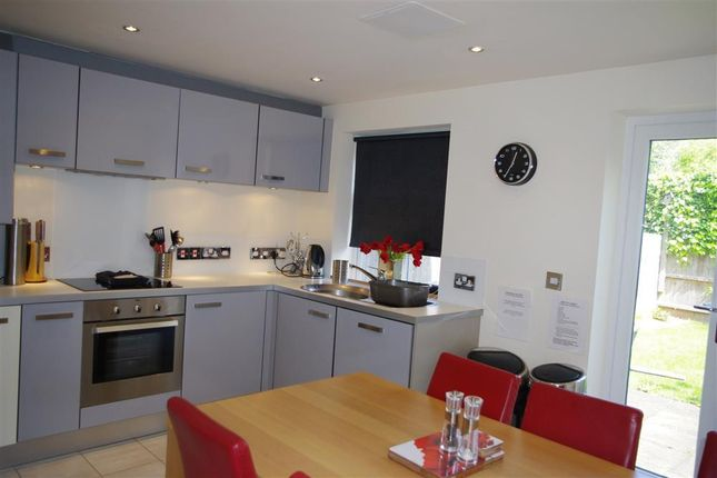 Thumbnail Semi Detached House To Rent In 21 Sandbourne Rd Bournemouth
