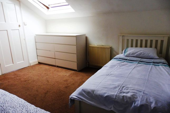 Attic Bedroom Space Two