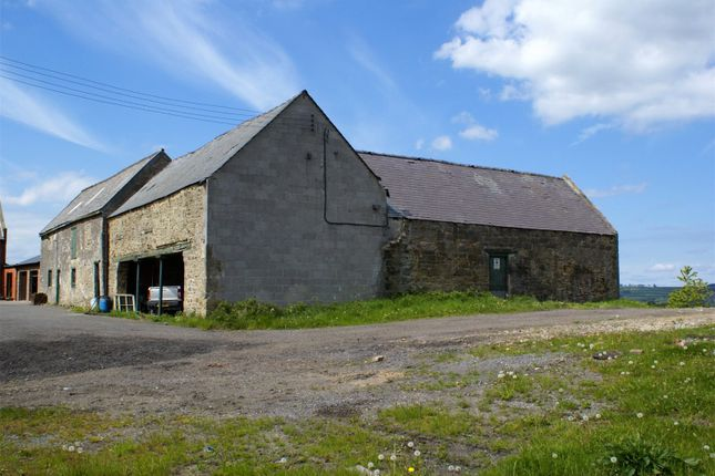 Thumbnail Property for sale in Development Site For 5 Dwellings, Whitehouse Farm, Bearpark, Durham