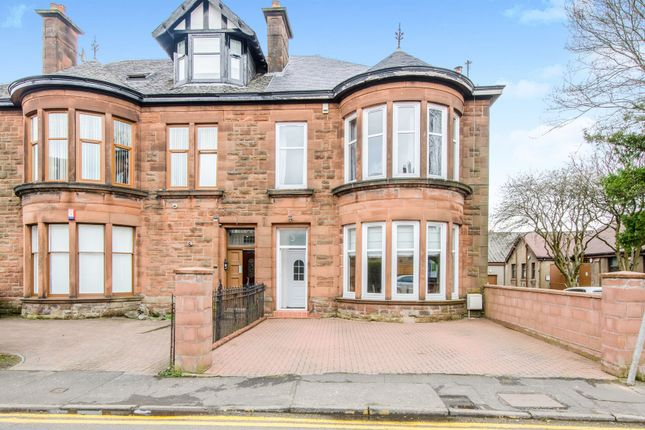 Thumbnail End terrace house for sale in Struan Road, Cathcart, Glasgow