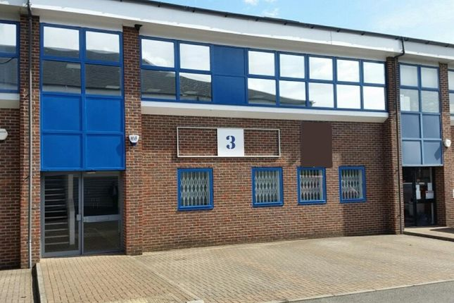 Thumbnail Warehouse to let in Unit 3 Weyvern Park, Old Portsmouth Road, Peasmarsh, Guildford, Surrey
