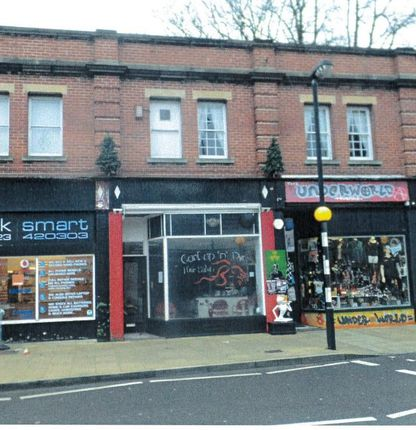Retail premises to let in Bridge Street, Mansfield