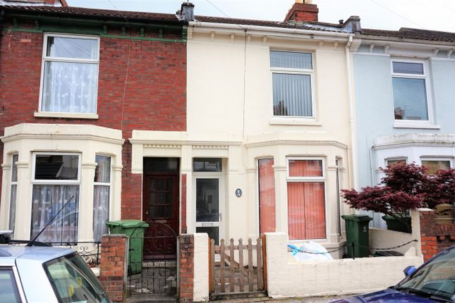 Thumbnail Terraced house for sale in Meon Road, Southsea