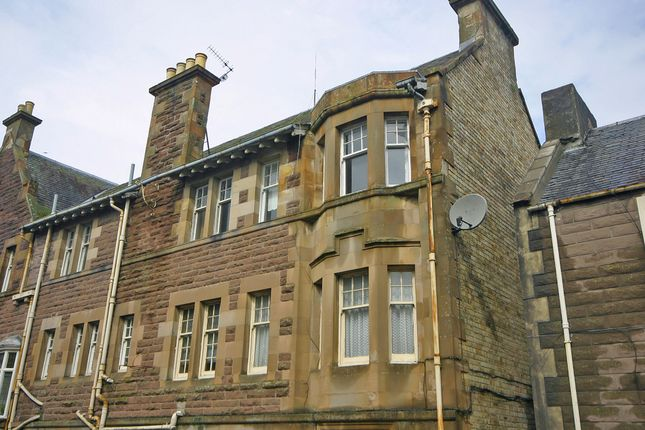 Thumbnail Flat to rent in King Street, Crieff