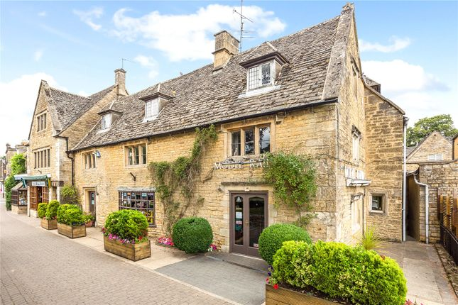 Thumbnail End terrace house for sale in High Street, Bourton-On-The-Water, Cheltenham, Gloucestershire