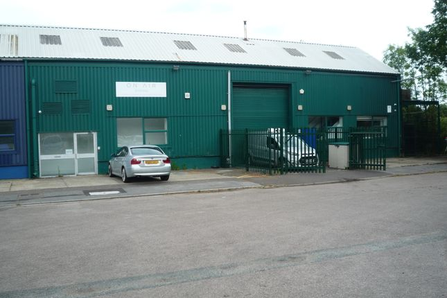 Redfields Industrial Park, Church Crookham, Fleet GU52