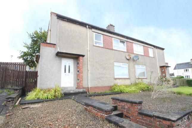 Thumbnail Semi-detached house for sale in Tinto Avenue, Kilmarnock, East Ayrshire