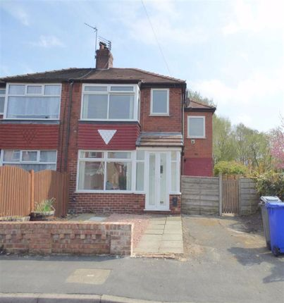 3 bed semi-detached house to rent in Gibson Avenue, Manchester M18