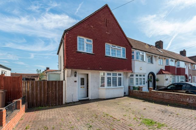 End terrace house for sale in Bramblewood Close, Carshalton
