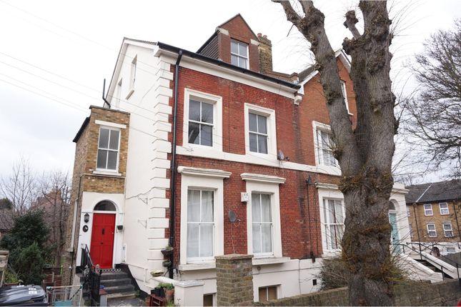 Thumbnail Maisonette to rent in Peak Hill Avenue, London