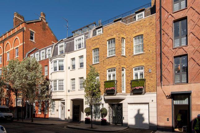 Thumbnail Terraced house for sale in Farm Street, Mayfair