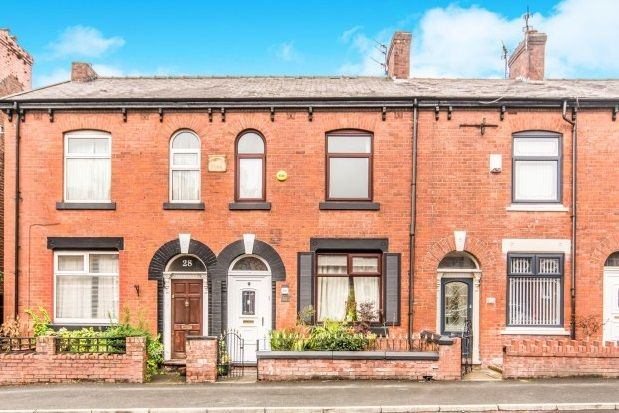 Thumbnail Terraced house to rent in Hale Lane, Failsworth