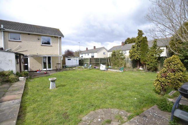Garden of Passage Road, Henbury, Bristol BS10