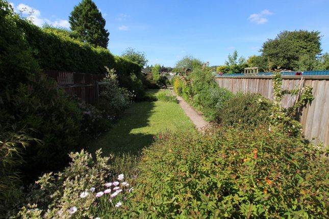 Garden of Belmont Road, Tiverton EX16