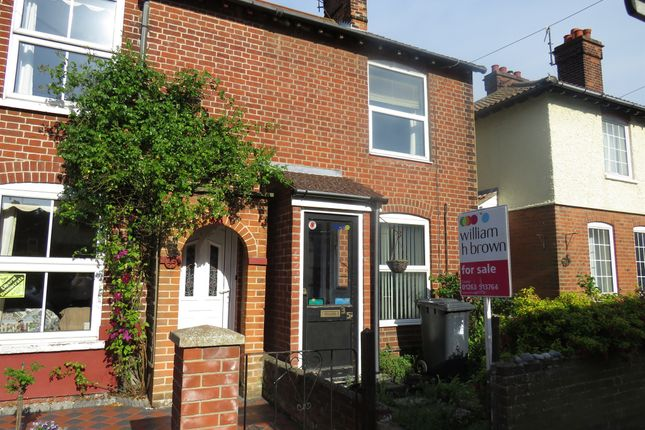 Thumbnail Terraced house for sale in Connaught Road, Cromer