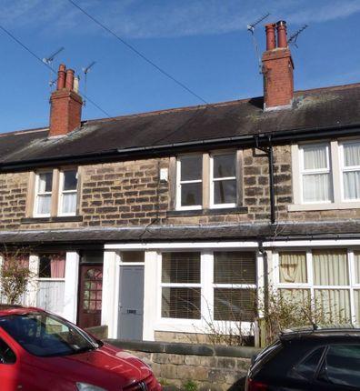 Thumbnail Terraced house to rent in Coronation Grove, Harrogate