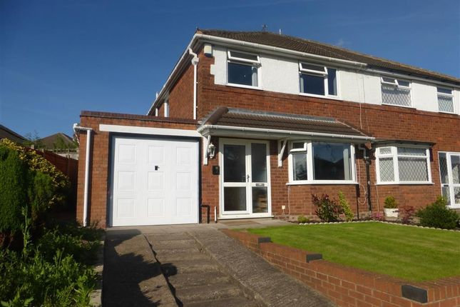 Thumbnail Semi-detached house to rent in Poolehouse Road, Great Barr, Birmingham