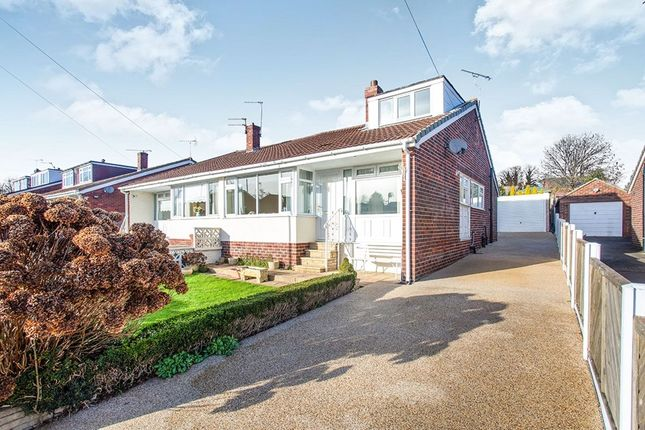Thumbnail Bungalow for sale in Acacia Close, Townville, Castleford